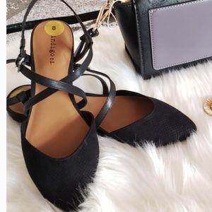 Indigo rd. Shoes, Point-toe flats, sz 8